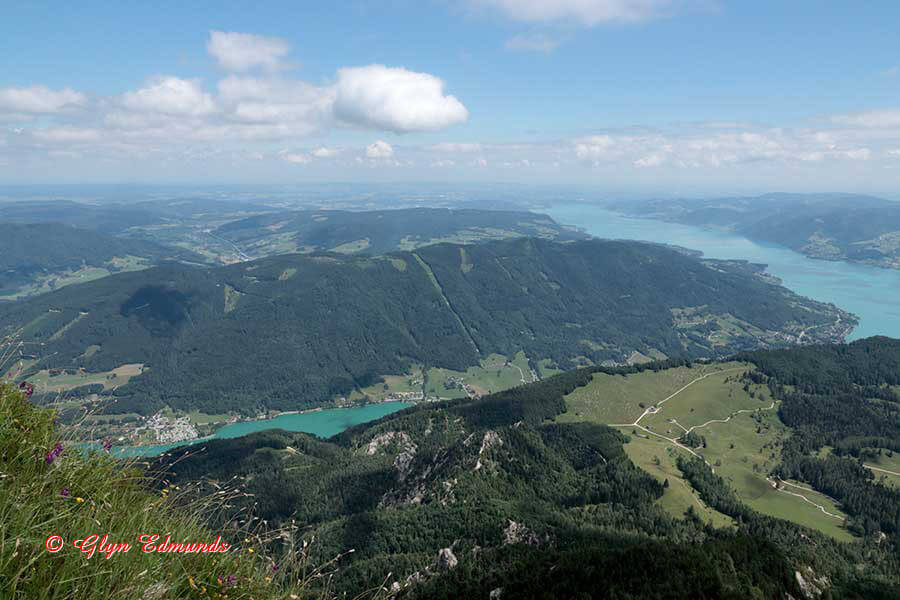 A View from Schafberg