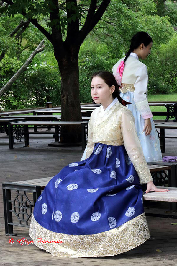 South Korean Traditional Costume
